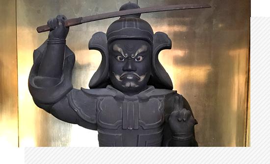 妙勝寺仏像